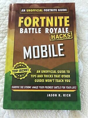 FORTNITE BATTLE ROYALE HACKS FOR MOBILE - NEW BOOK