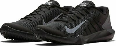 Nike Retaliation TR 2 Mens Training Shoes AA7063 010 Black Grey Gym Workout NEW