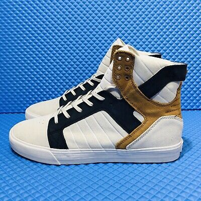 Supra Skytop Men's Size 12 Athletic Skate Casual Sneakers Shoes