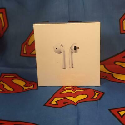 BRAND NEW APPLE AIRPODS 2ND GENERATION WIRELESS - White FREE SHIPPING