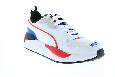Puma X-Ray Game 37284905 Mens White Synthetic Lifestyle Sneakers Shoes