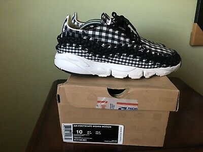 Nike Air Footscape Woven Motion Gingham