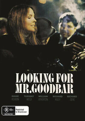 Looking for Mr- Goodbar New DVD Australia - Import NTSC Region 0