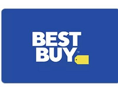 200 Best Buy Gift Card