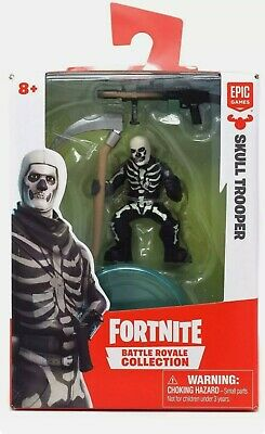 Fortnite Skull Trooper Battle Royale Collection2 Figure New In Box FREE SHIPPING