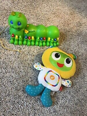 Leap Pad And Fisher Price Lot Of 2 Toys
