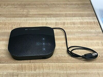 Logitech Mobile Speakerphone P710e S-00127 for Hands-Free Calls