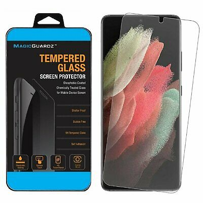 For Samsung Galaxy S21 S21- Plus Ultra Tempered Glass Screen Protector