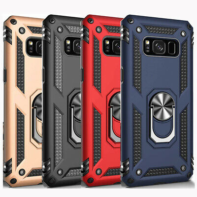 Shockproof Heavy Duty Cover Case for Samsung Galaxy S8 Plus S9 S10 S20 FE Plus
