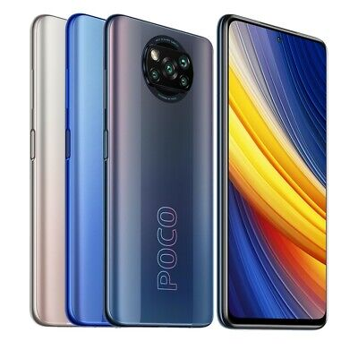 "Xiaomi POCO X3 Pro 6GB 128GB Handy 6,67"" 120Hz 5160mAh Smartphone Global Version"