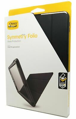 Otterbox Symmetry Series Case for the Ipad 10-2 Inch 7th Gen Black In Retail