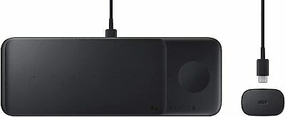 Samsung Electronics Wireless Charger Trio - Charge up to 3 Devices