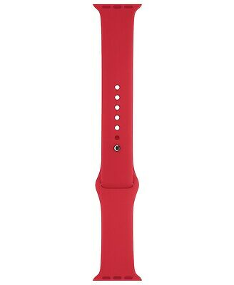 Apple Watch 38mm Red Sport Band 6211
