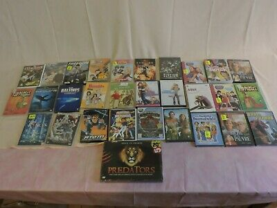 35 DVD film dessin animé (lot G)