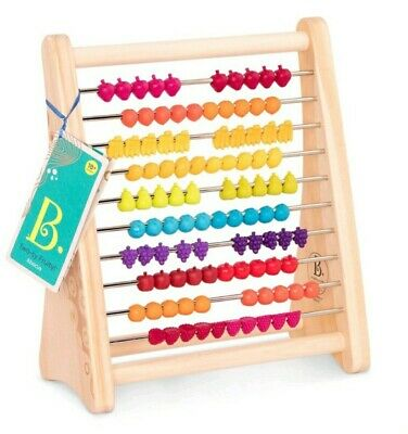B- Two-ty Fruity Abacus