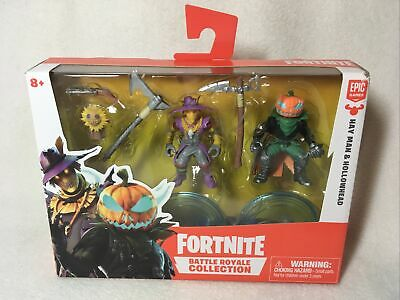 Fortnite Battle Royale Collection  - Hay Man - Hollowhead Figures - New
