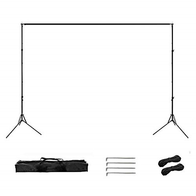 Outdoor Indoor Projector Screen Stand Tripod for Portable Foldable Projection