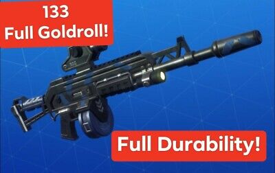 Fortnite Save The World Founders Drumroll 133 Full Gold Roll X20
