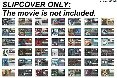 Slipcover Only Lot No- 4KUHD for 4K Ultra HD