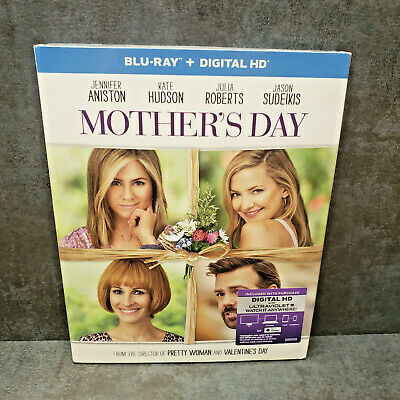Mothers Day Blu-ray  Digital 2016 w Slipcover NEW SEALED