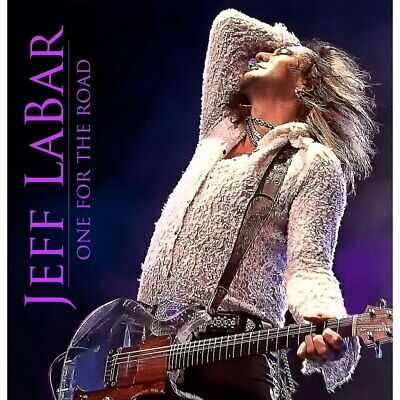 CD JEFF LABAR ONE FOR THE ROAD BRAND NEW SEALED