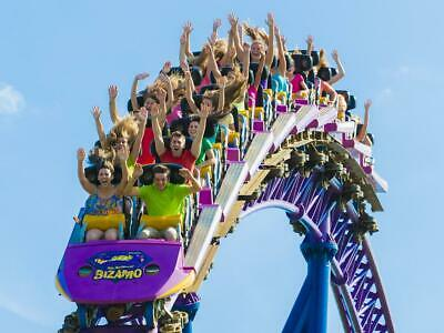 SIX FLAGS GREAT ADVENTURE PASSES NEW JERSEY   GOOD FOR  FRIGHT FEST