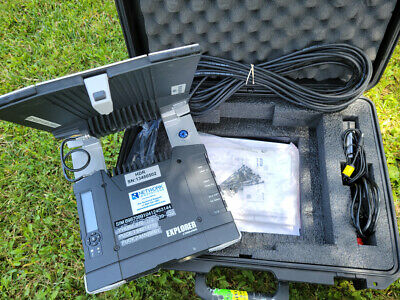 Previously owned by CNN- Cobham Explorer 710 BGAN Satellite Terminal With Case