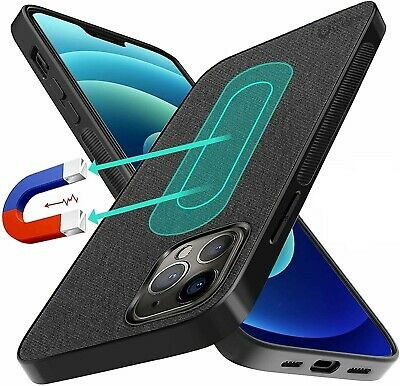 Magnetic Case for iPhone BUILT IN METAL PLATE NOT Included Magnetic Car Mount