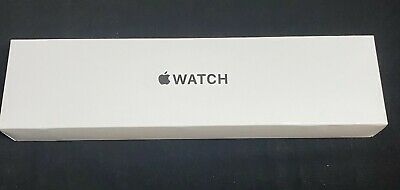 Apple Watch SE iWatch Space Gray Empty Box 44mm Case - Box Only
