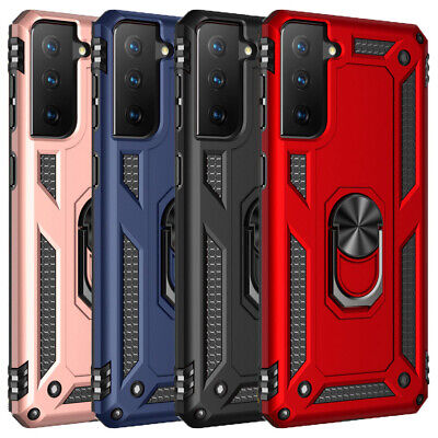 For Samsung Galaxy S21S21-S21 UltraS21 FE 5G Case Kickstand Heavy Duty Cover