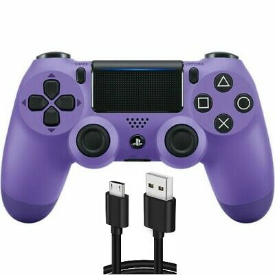 Electric Purple Wireless DualShock PS4 Controller for PlayStation 4 - USB