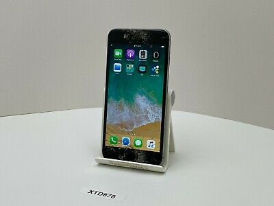 Apple iPhone 6 Plus - 64GB Space Gray Unlocked A1522 - CRACKED SCREEN AS-IS