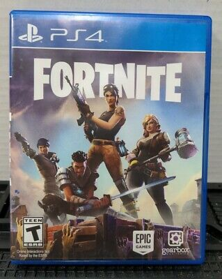 Fortnite PlayStation 4 2017 PS4 Rare FAST FREE SHIPPING