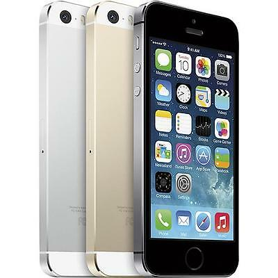 Apple iPhone 5s - 16GB GSM Unlocked Smartphone - Gold - Silver - Gray