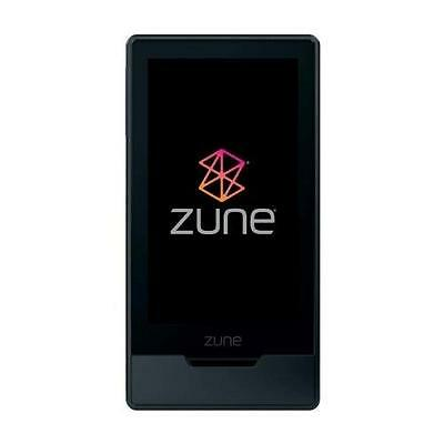 Microsoft Zune HD 16GB Black Video Digital Media MP3 Player FM