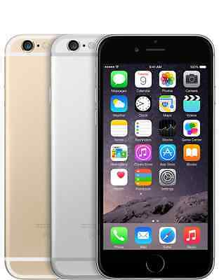 Apple iPhone 6 - 16GB GSM Unlocked Smartphone Gold Gray Silver
