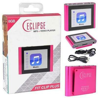 Eclipse Touch Pro 4GB MP3 USB 2-0 Digital MusicVideo Player wFM - 2-4 LCD