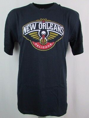 New Orleans Pelicans NBA Majestic Mens Big - Tall Graphic SS T-Shirt XLT-5XL