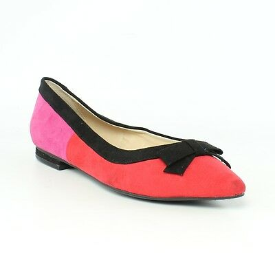 Unisa Dress RedPink Shoes Womens size 6 M New 60