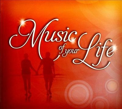 MUSIC OF YOUR LIFE by Time Life - 10 CD Box Set - BRAND NEW