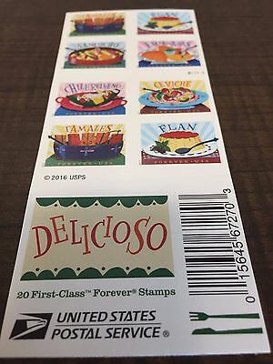 WCstamps 980-00 Face Value - 100 Books 2000 USPS Forever Stamps New LOT04
