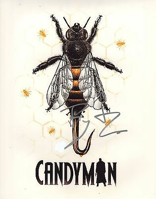 Tony Todd Candyman Actor Hand Signed 8x10 Autographed Photo wCOA Live