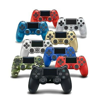 Sony Dualshock 4 Wireless Controller for PlayStation 4 PS4 CUH-ZCT2U New