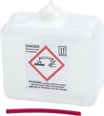 WPS Fire Power Non-Sealed Battery Acid Pack 850cc 28-8 oz-