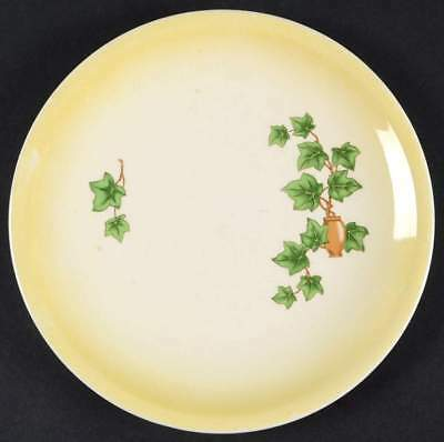 Paden City Pottery IVY YELLOW TRIM Bread - Butter Plate S509418G2