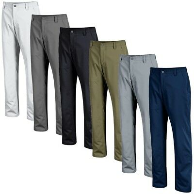 New Mens Under Armour 2017 Match Play Golf Pants - Choose Size - Color