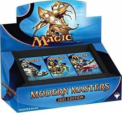 Magic the Gathering MtG Modern Masters 2015 MM2 Sealed Booster Box FREE SHIP