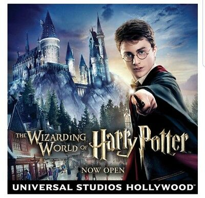 Universal Studios Hollywood Season Passes