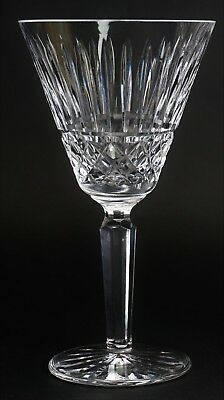 Waterford Crystal Cut Maeve Water Glass Stem - Older Waterford Mark