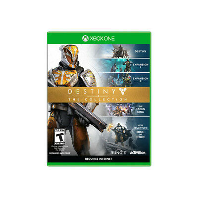 Destiny The Collection - Xbox One Video Game - FPS video game NEW